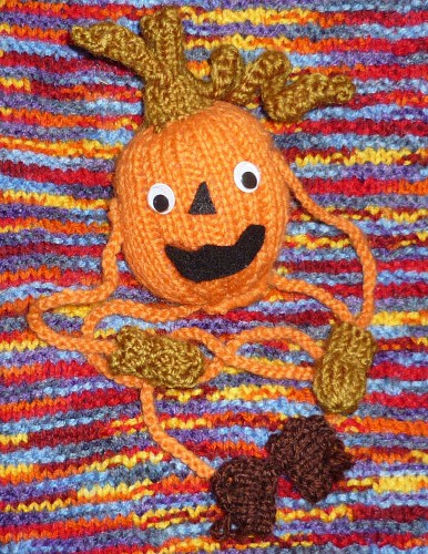 Patron : Russet the pumpkin, gratuit